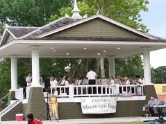 Emporia Municipal Band Concerts