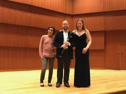 Second DMA Recital: Bruch Trio