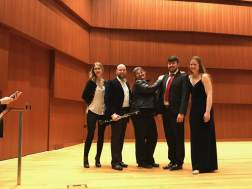 Second DMA recital: Brahms Quintet